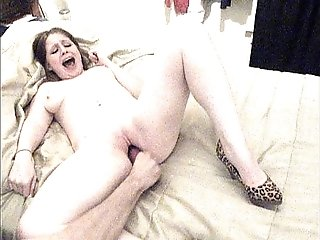 big toy vibrator slut