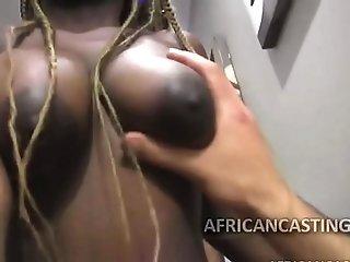 African porno casting call, interracial